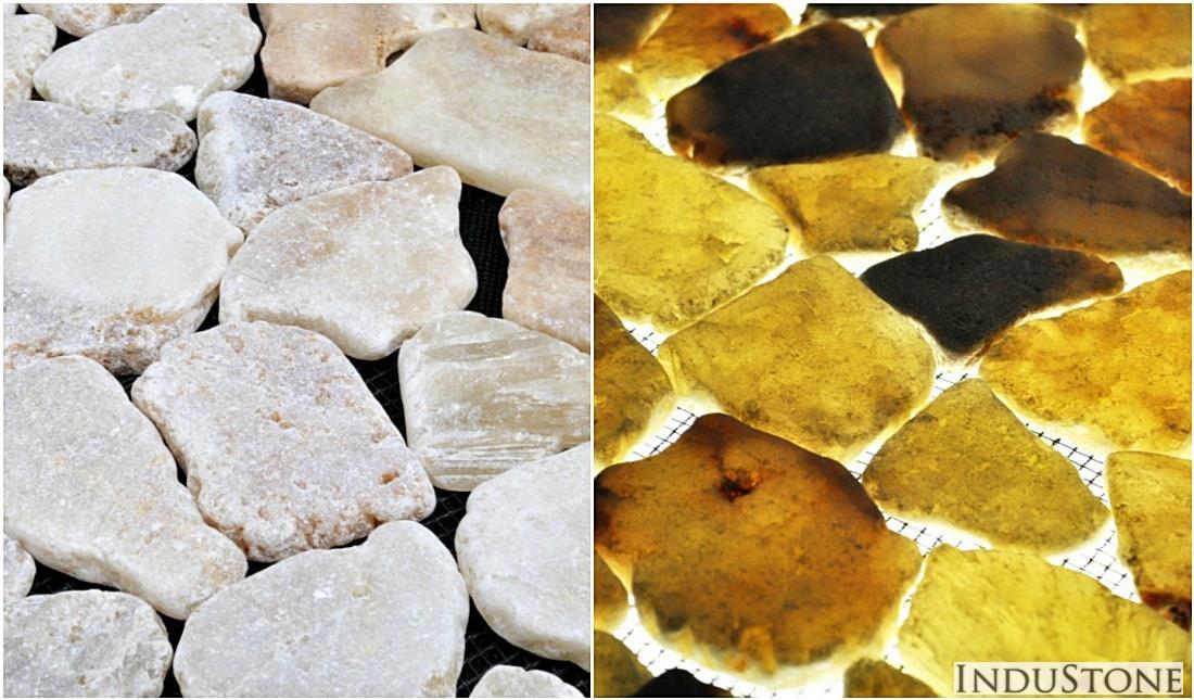 Mozaika kamienna z onyxu InduStone