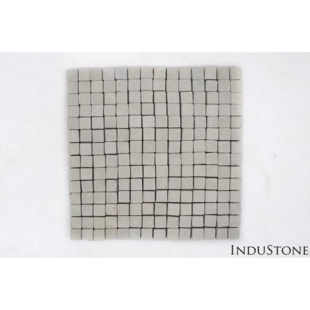KOSTKA: * GREEN 2x2 mozaika kamienna na siatce INDUSTONE
