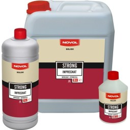 NOVOL STRONG protective impregnation for stone 0,2l