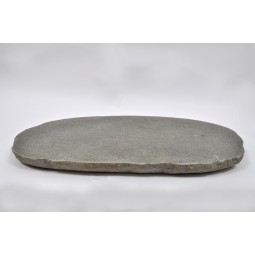 RIVER STONE F płaska patera/blat kamień rzeczny z Indonezji INDUSTONE