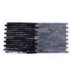 PASKI CALI: *GREY Sumba mozaika kamienna na siatce INDUSTONE