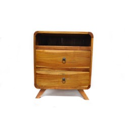 NAKAS TV CABINET WITH DRAWERS A