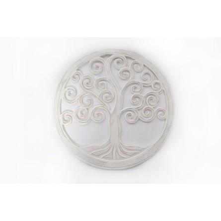 PŁASKORZEŹBA Drzewo Życia TREE FIGURA OF LIFE 40 cm B