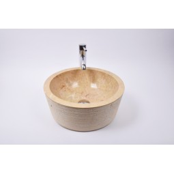 LYC-G RED RE4 40 cm wash basin overtop INDUSTONE