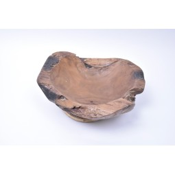 WOOD BOWL TEAK S3 from Indonesia INDUSTONE