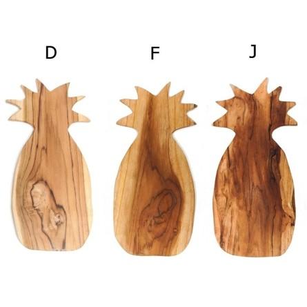 WOOD ANANAS drewniana miseczka z Indonezji INDUSTONE