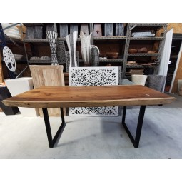 BALI 1 WP teak top, coffee table, bedside table or under the sink