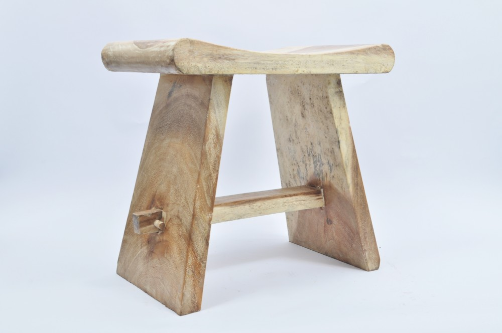 taborek z drewna egzotycznego industone